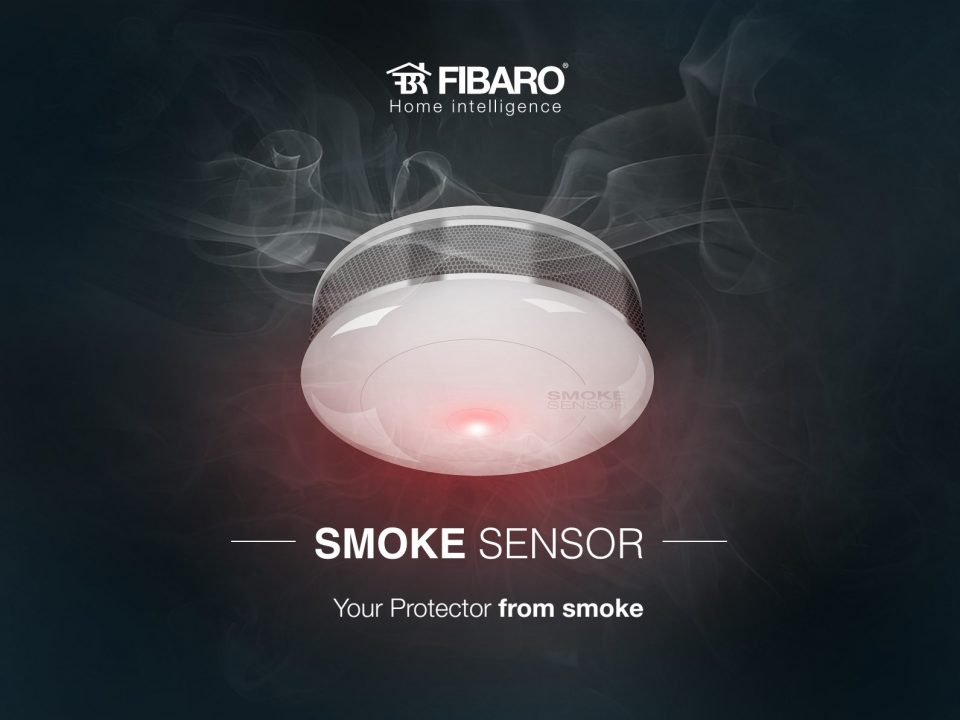 Fibaro senzor dima Protection Umag